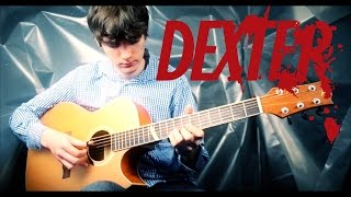 Dexter - Blood Theme [Fingerstyle Guitar Cover by Eddie van der Meer]