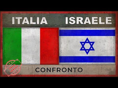 ITALIA Vs ISRAELE - Eserciti A Confronto (2018)