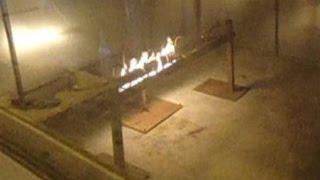 Испытание кабеля на огнестойкость. Огнестойкий кабель(, 2016-06-28T18:15:42.000Z)
