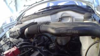 замена топливного фильтра Nissan micra 1999г.в. 1.3 бензин