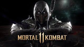 НУБ САЙБОТ В МОРТАЛ КОМБАТ 11 - ОФИЦИАЛЬНЫЙ ГЕЙМПЛЕЙ ТРЕЙЛЕР - Mortal Kombat 11