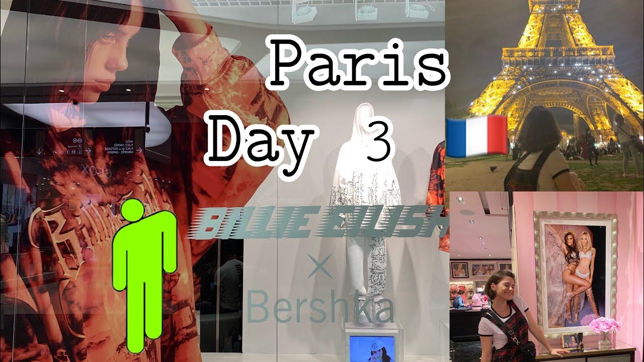 პარიზი დღე 3 – Shopping 🛍