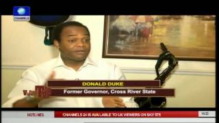 Donald Duke Highlights Factors That Led To The Fall Of PDP (PT1) 21/04/15