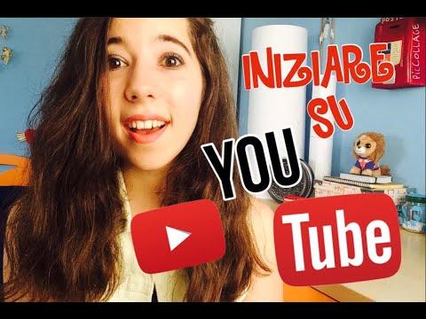 Come Iniziare Su YouTube? Consigli/My Story | Lindaslife