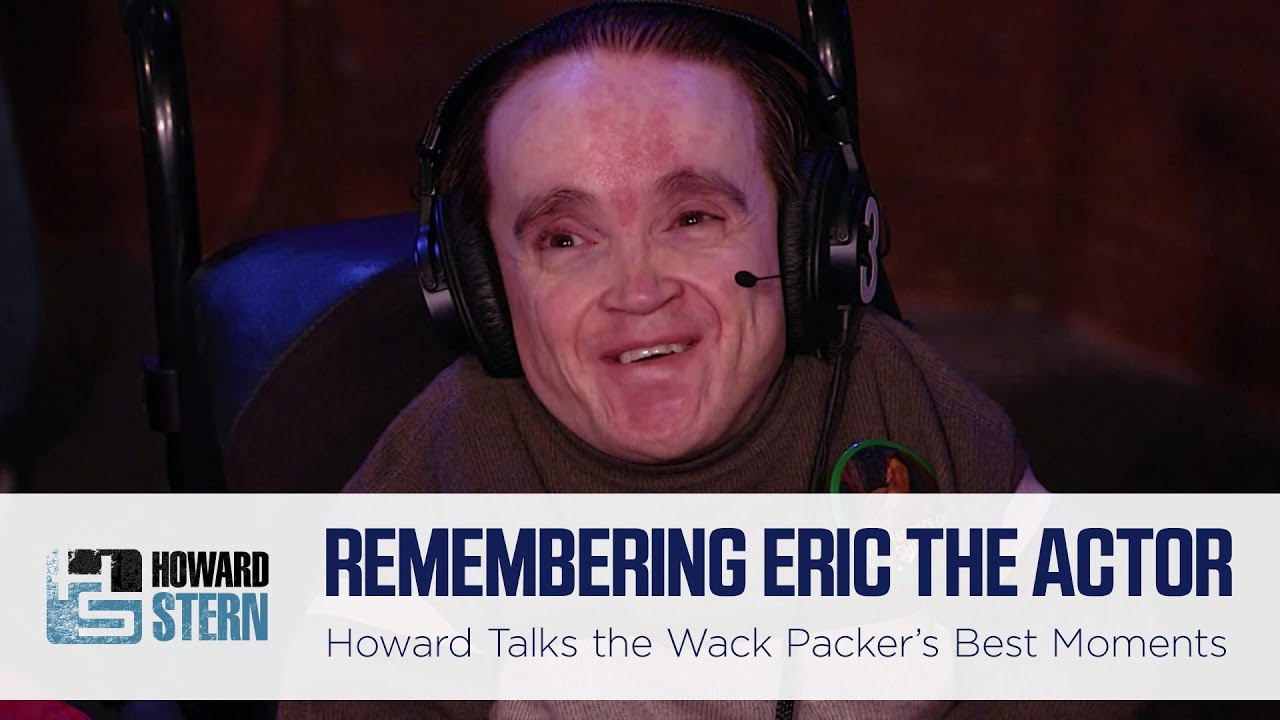 Howard Talks Eric the Actor's Best Moments on the Stern Show