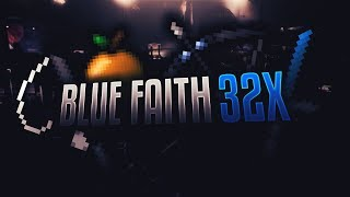 Blue Faith 32x PvP Texture Pack Release