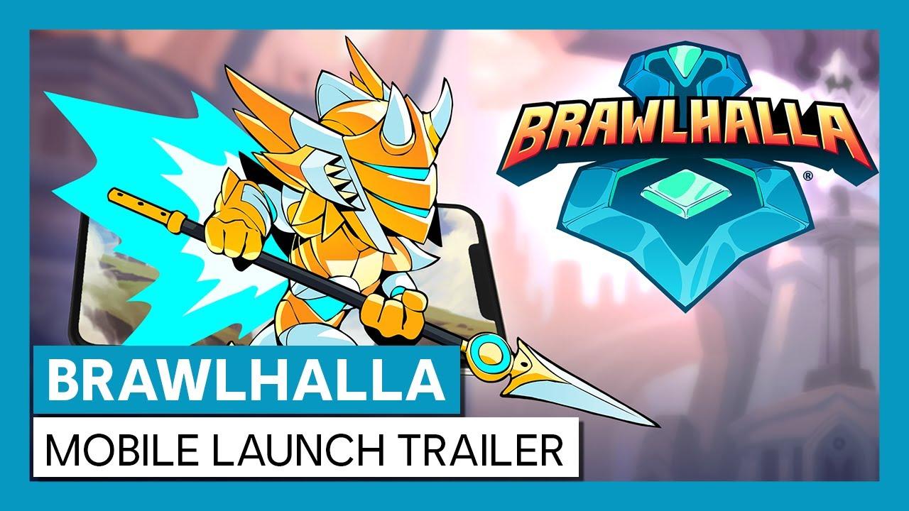 Brawlhalla - Mobile Launch Trailer