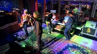 Pearl Jam Life Wasted - Late Show With David Letterman May 4, 2006