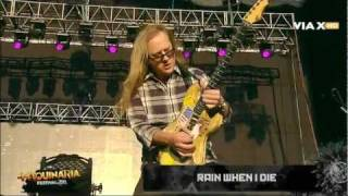 Alice In Chains - Rain When I Die (Live Maquinaria 2011) HD