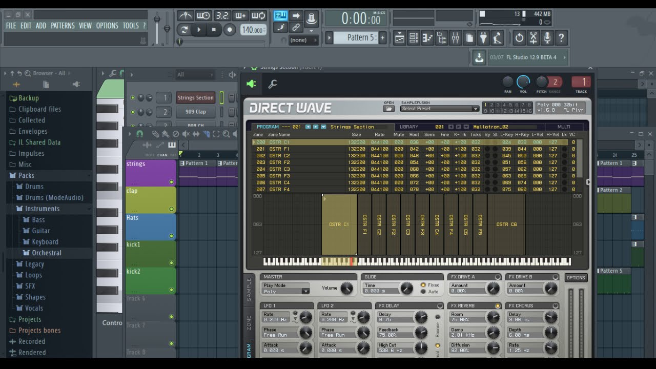 HOW TO SAVE BEATS ON FL STUDIO 12 DEMO | FRUITY LOOPS 12 ...