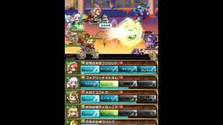 風祝福×聖戦(sl2×2) THE 運ゲー 攻撃がばらけるのを願うゲームです。