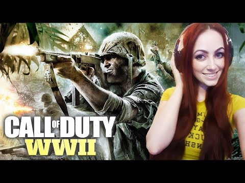 CALL OF DUTY: WWII MULTIPLAYER - COME JOIN ME GET GOOD! (PS4)