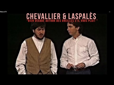 Chevallier & Laspalès - bien dégagé autour des oreilles s'il vous plait