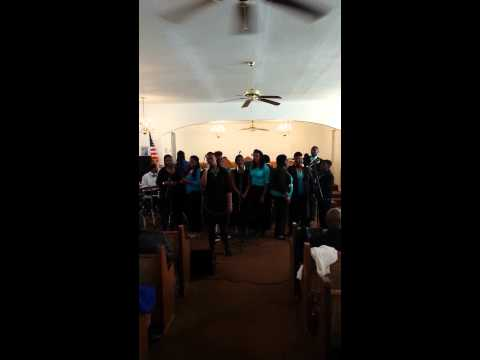 Fill Me Up McBryde Praise Team with Rebecca Staton leading
