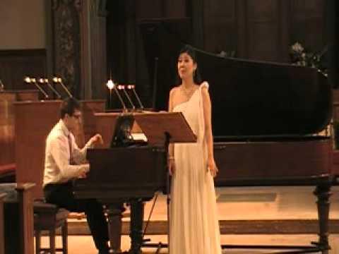 Beibei Wang Soprano女高音王蓓蓓 《枫桥夜泊》