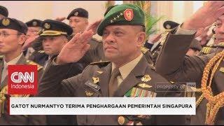 Download Video Gatot Nurmantyo Terima Penghargaan Pemerintah Singapura MP3 3GP MP4