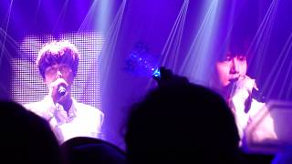 Gray Paper (Kyuhyun, Ryeowook & Yesung VCR) + Daydream - Super Junior [SS5 London]