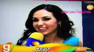 Exclusiva Mayte Carranco ,Es La  Portada de la revista H para Junio de 2011