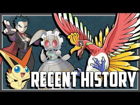 Pokemon Timeline Explained | Recent History