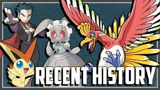 Pokemon Timeline Explained | Recent History thumbnail