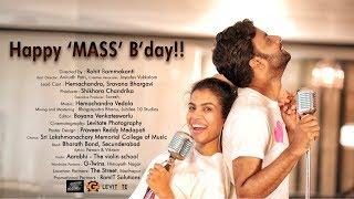 Video Happy Mass Birthday Teaser 2!! || Ft. Hemachandra & Sravana Bhargavi || Directed by Rohit Bommakanti download MP3, 3GP, MP4, WEBM, AVI, FLV Agustus 2018