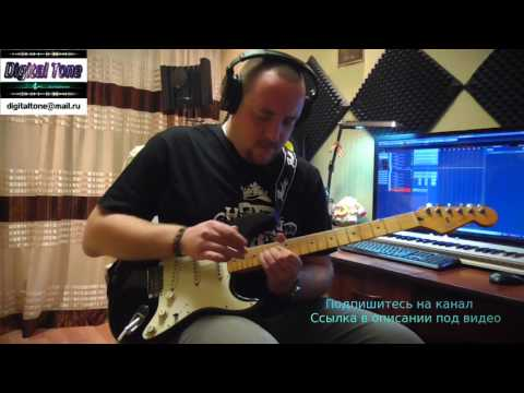 Кирилл Потылицын - The Road ( Hard Rock Guitar ) Cool !!!