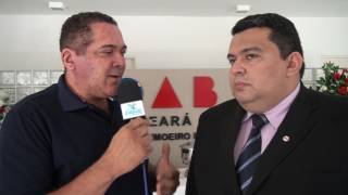Dr Ramon ressalta importância do OAB itinerante