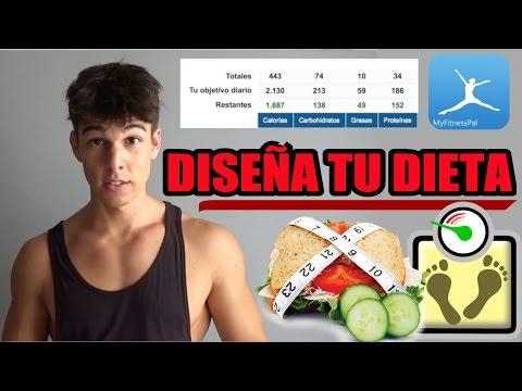 PLANIFICA TU DIETA EN 3 PASOS - Registro Calorías Alimentos