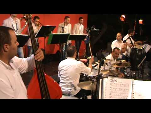 Orquesta Sabrosa La Palma ( San Andrés y Sauces ) Cumbamchero.