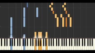 Wave / The Girl from Ipanema (Tom Jobim) - Piano Tutorial