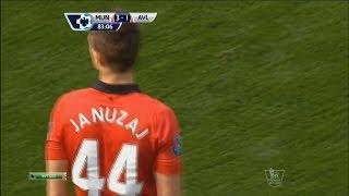 Adnan Januzaj vs Aston Villa (H) 2013-2014 by Jana44i