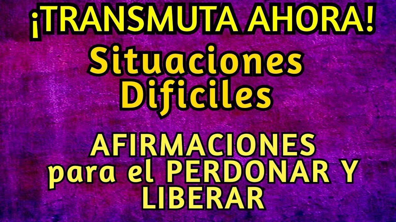 TRANSMUTA YA! SITUACIONES DIFICILES para QUE LLEGUE LA ABUNDANCIA EL AMOR ▬ Decreto Y Afirmaciones💜