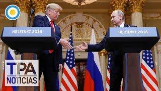 Tormenta política en Washington por cumbre Trump-Putin | #TPANoticias