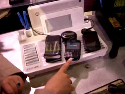 CES 2010: Do you need a wireless charging station? - GottaBeMobile
