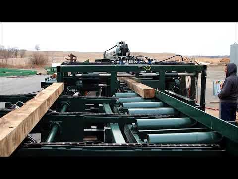 MELLOTT - Mat Drilling System .................  Enfield Timber Co., Enfield, NC