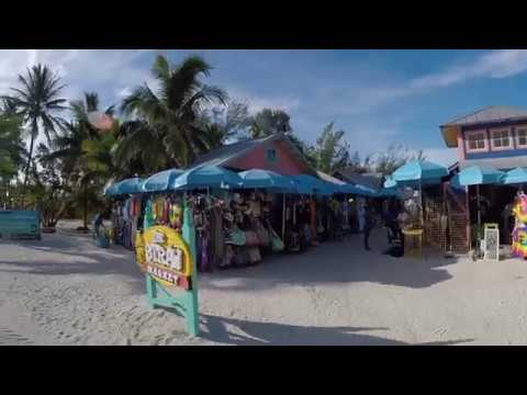 Coco Cay Island & Tender- Royal Caribbean Enchantment of the Seas June 2017