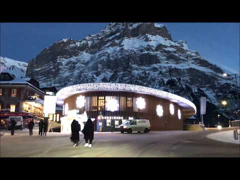 Grindelwald, Switzerland HD  Somewhere in My Memory  John Williams Home Alone Soundtrack
