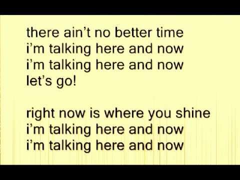 Calvin Harris feat Ne-yo - Lets go (Lyrics Video)
