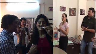 Video Daya Abhijit Celebrated Tarika's Birthday - CID - 14th April 2018 download MP3, 3GP, MP4, WEBM, AVI, FLV Agustus 2018
