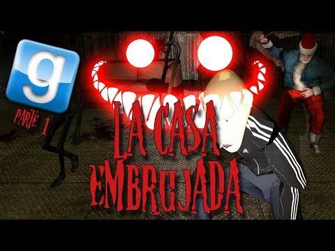 EL PASEO A LA CASA EMBRUJADA! GMOD en Español - GOTH