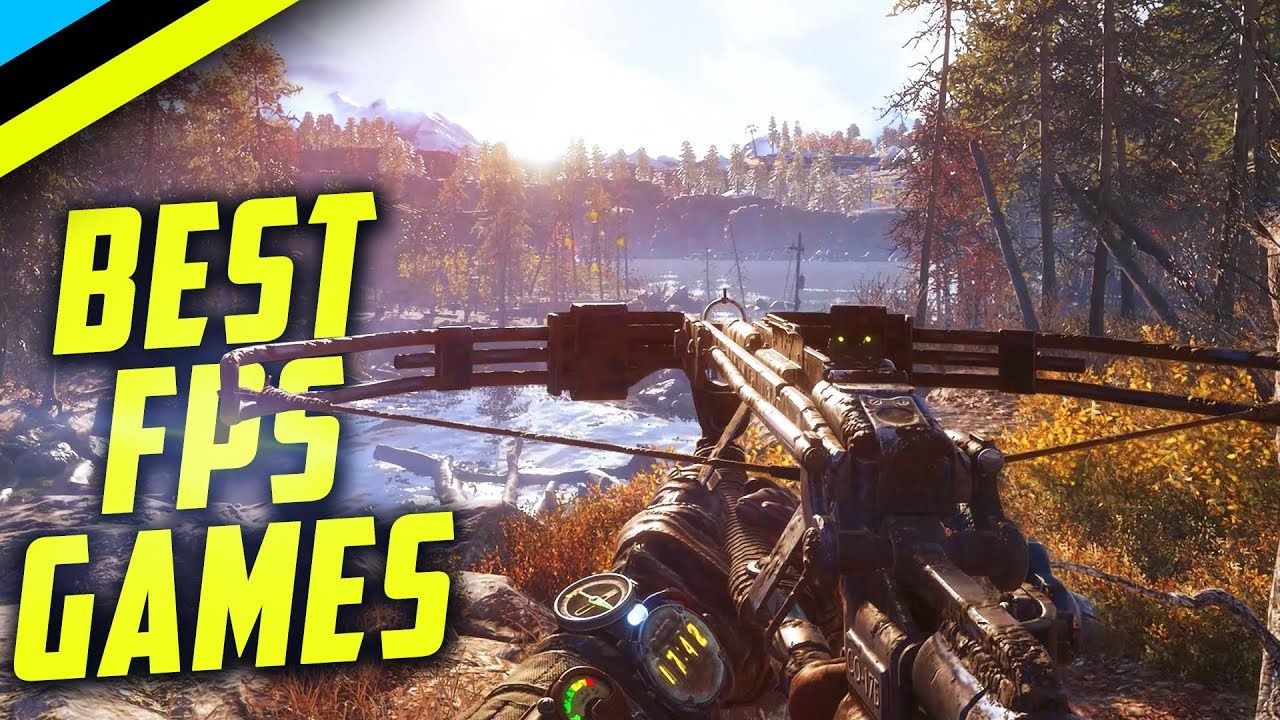 Top 5 Best Fps Games Of 2019 Youtube