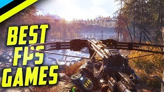 Top 5 Best FPS Games of 2019