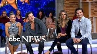 'DWTS' Finalists Label Each Other With Funny Yearbook Superlatives