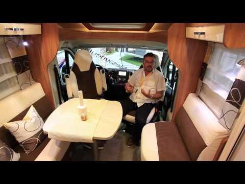 Perfect Frankia Platin Limited Edition  2013 Dusseldorf Caravan Salon  MMM