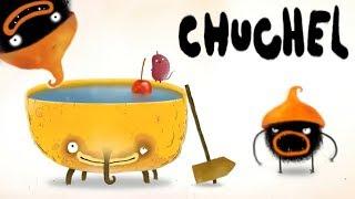 Chuchel КТО ЭТО ПРИКЛЮЧЕНИЯ Черного ЗВЕРЬКА под НАЗВАНИЕМ Chuchel 1 Летсплей от KGSTV