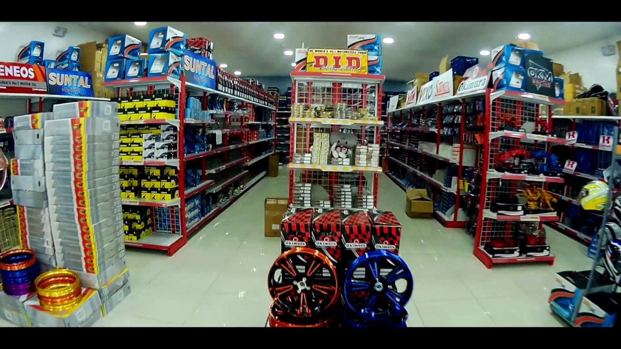Not Your Typical Motorcycle Spare Parts Supplier From Metro Manila