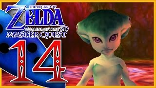 Zelda: Ocarina Of Time 3D Master Quest - Part 14 | The Pretentious Princess