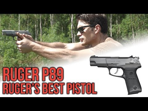 "Ruger's Best Pistol: The Ruger P-Series or ""Millennials Won't Know What This Gun Is"""