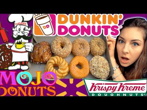 I ATE AS MANY DONUTS AS POSSIBLE In ONE Day