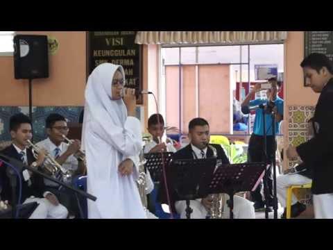 BAHTERA MERDEKA : Orkestra Smk Derma 2015